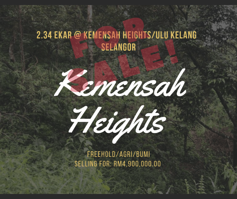 Kemensah-Heights